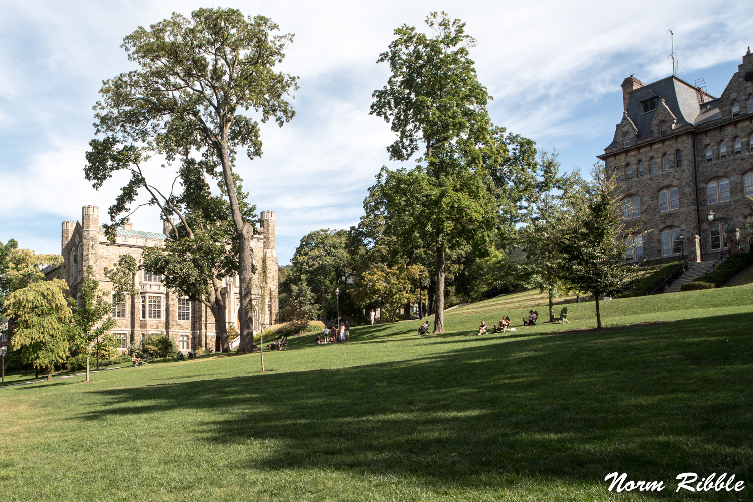 Grounds Lehigh