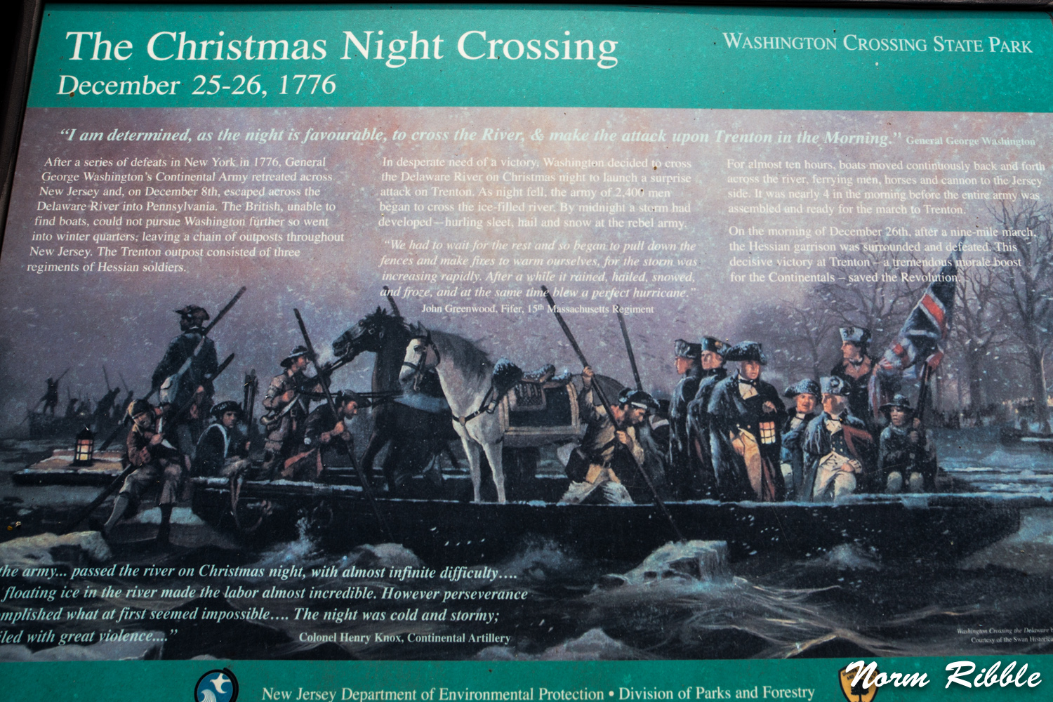 Washington Crossing 12.25