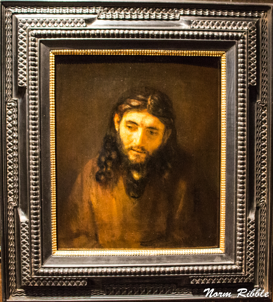 Rembrant Christ