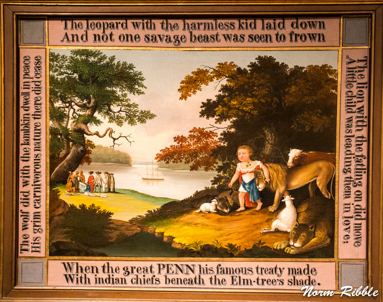 Penn Purchase of Land